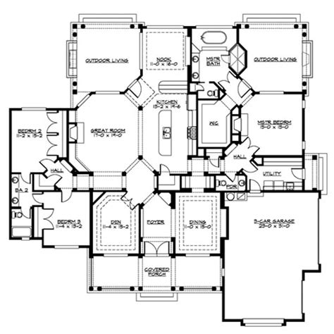 Palladian House Plans Plan Palladian House Plan 3251 The House Designers Llc