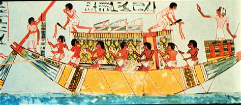 ancient egypt boats and transportation the nile how one river helped build a civilization 10