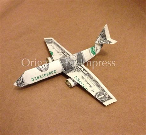 Money Origami And Groom - for a gift for a retiree honeymoon fund for the