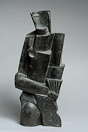 Moderne Skulpturen 2279 by Ossip Zadkine 1890 1967 Ossip Zadkine 1890 1967