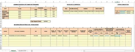 clculo de beneficios sociales de los trabajadores con liquidaci 211 n de beneficios sociales de trabajadores en