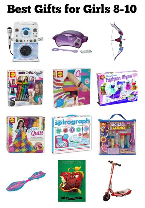best gifts for girls aged 10 best gifts for 8 to 10 year gift guides for 10 years gift and