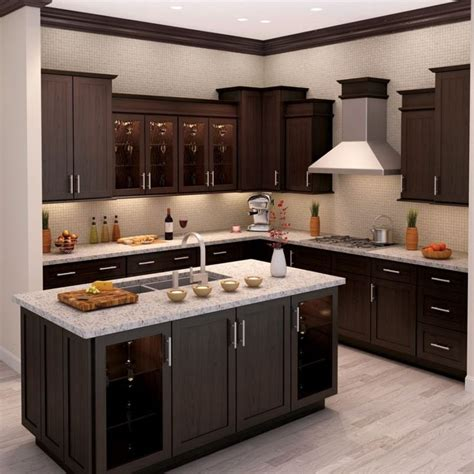 Kitchen Cabinets Abbotsford Best 25 Brown Cabinets Kitchen Ideas On Brown Kitchen Cabinets Brown Kitchens