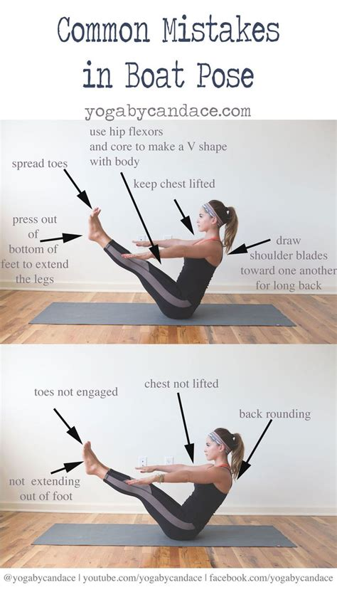 boat pose tutorial 123 best images about yoga stretching on pinterest