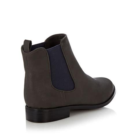 grey chelsea boots womens herring womens grey chelsea boots from debenhams ebay