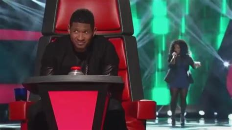 the voice recap usher goes country on blind auditions the voice recap blind auditions end who s got the best