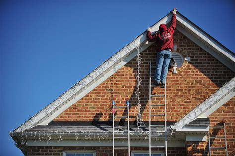 how to put christmas lights on shingle roof these 3 roofing tips just made much safer roofing company in wellington fl