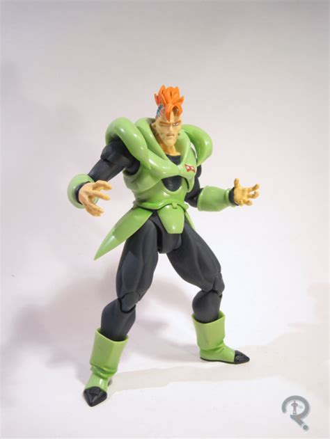 S H Figuarts Android No 16 android 16 the figure in question