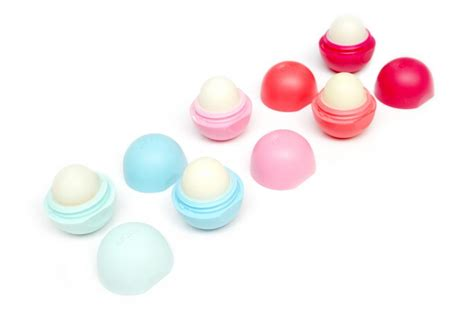 Eos Lip Balm Giveaway - the beautynerd where beauty and videogames collide