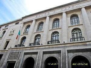 agenzia banco di napoli banca intesa prestiti irregolari alle aziende della