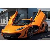 McLaren MP4 12C HS For SaleProduction 10 Cars