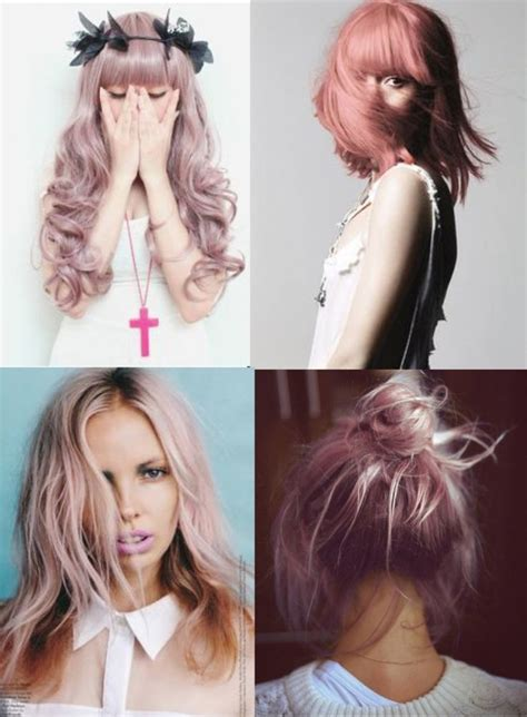 1000 ideas about dusty rose hair on pinterest rose hair
