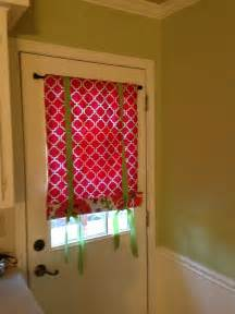 Small Door Window Curtains And That S Curtains For Me Milk Cookies