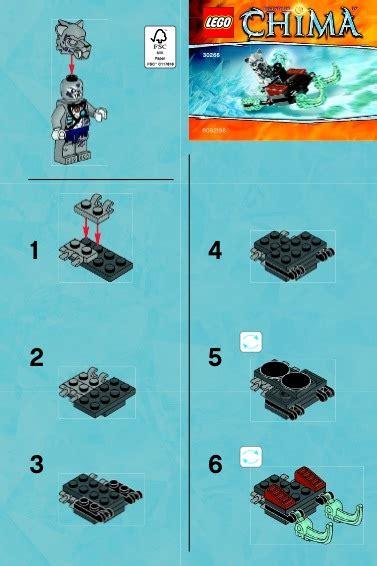 Lego Chima 30266 Sykor S Cruiser Polybag Sykor Kid Minifigure lego sykor s cruiser 30266 legends of chima