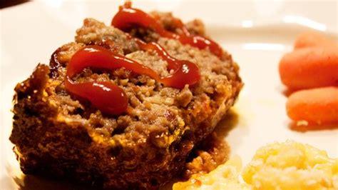 meatloaf recipe best the best meatloaf recipe allrecipes