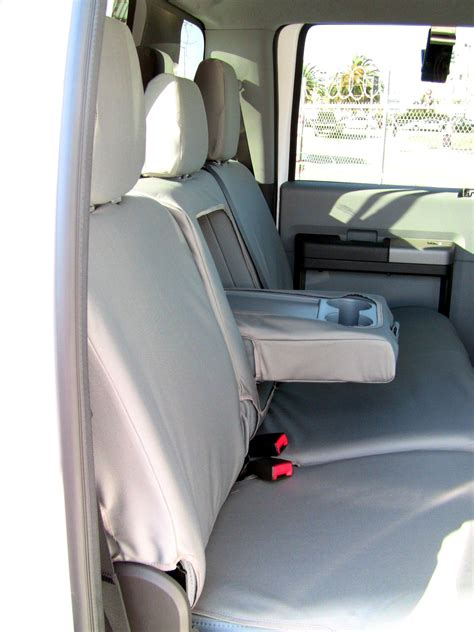 2011 ford f150 rear seat covers 2011 2013 ford f150 f550 xlt front and back seat set