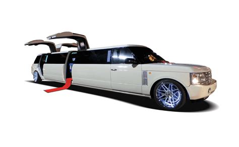 Limo Limousine by Range Rover Limo Clean Ride Limo