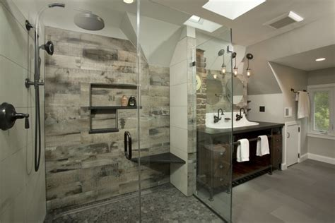 Ferguson Bathrooms by Master Bath Suite Washington Dc Industrial Bathroom Dc Metro By Ferguson Bath Kitchen