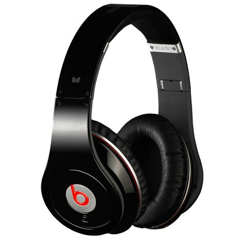 Dr Dre Beats beats by dre studio headphones black
