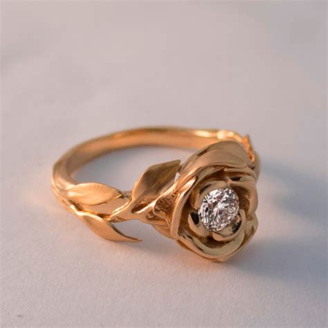 culture n lifestyle exquisite leaves amp rose shaped gold