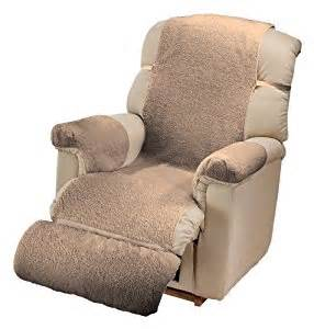 Covers For Recliners Sherpa Recliner Cover By Kimball Sherpa Recliner Cover Set Pet Supplies