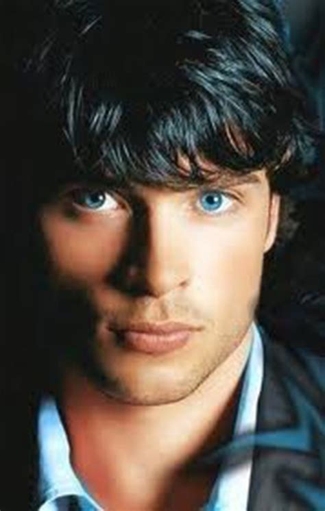 superman eye color tom welling blue eyed boy blue