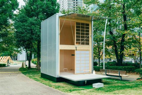 micro home simple living muji will begin selling huts for just