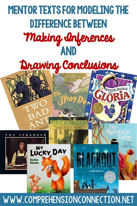 picture books for inferencing exploring the difference between inferences and