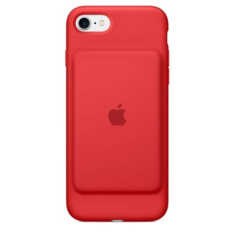 iphone 7 case iphone 7 smart battery case product red apple