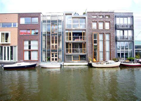 Borneo Amsterdam Houses Home Designs E Architect