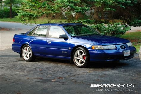 Shota15's 1995 Ford Taurus SHO   BIMMERPOST Garage