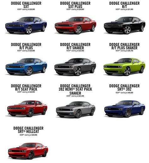 2014 Dodge Challenger Srt8 392 Colors   Autos Post
