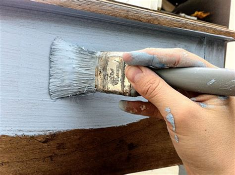 Home Dzine How To Paint Furniture
