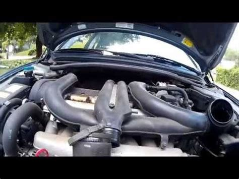 volvo s80 change volvo s80 spark coil and spark change t6 1998 2006