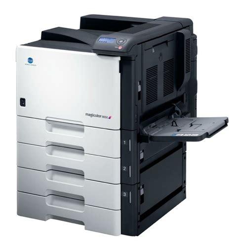 Printer Konica Minolta konica minolta magicolor 8650dn color laser printer