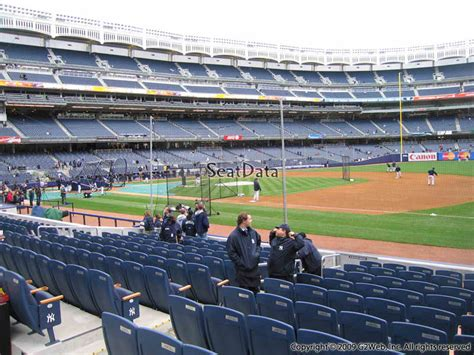 Section 14a by Yankee Stadium Section 14a New York Yankees