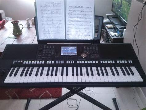 Keyboard Yamaha Psr S950 Di Bali yamaha psr s950 image 792722 audiofanzine