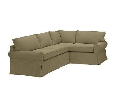 3 piece sectional slipcovers pb basic left 3 piece small sectional slipcover
