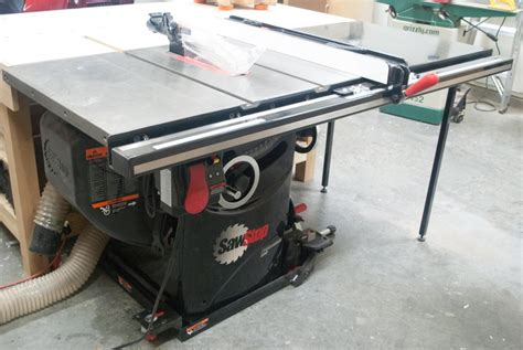 sawstop industrial cabinet saw review review my thoughts on the sawstop professional saw