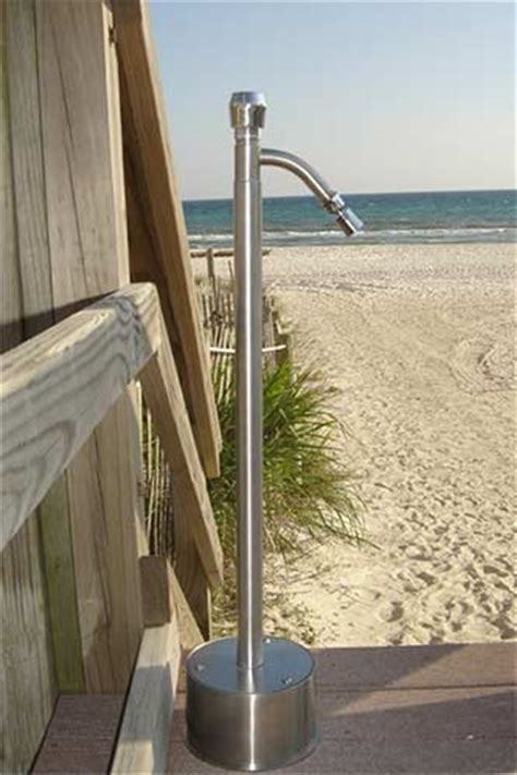 outdoor and pool showers made of high quality
