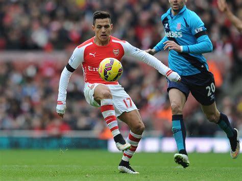 alexis sanchez soccer arsenal injury list alexis sanchez feels he can defy