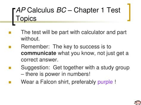 Ab Calculus Topic Outline by Ppt Ap Calculus Bc Friday 05 September 2014 Powerpoint Presentation Id 6736421