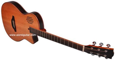 Gitar Gibson Slim Akustik china aiersi thin godin electric acoustic guitar 5