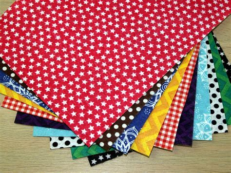 patterned felt sheets camelot fabrics patterned soft craft felt assortment pack