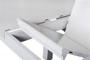 tisch weiss ausziehbar clou tisch wei 223 ausziehbar landhausm 246 bel tische