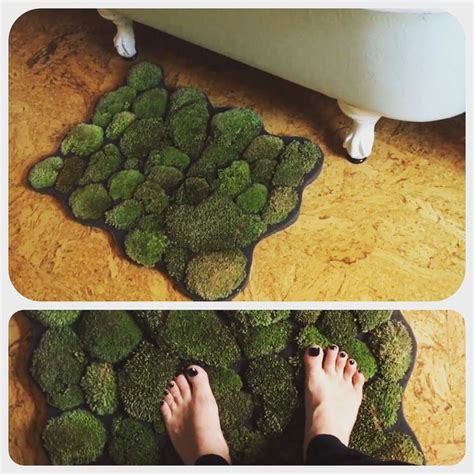 Diy Bath Mat Rug by 25 Best Ideas About Moss Bath Mats On Shower