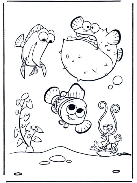 nemo coloring pages free coloring pages of dori nemo