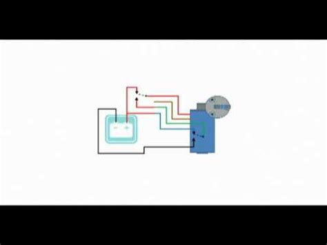 windshield wiper motor wiring tutorial youtube