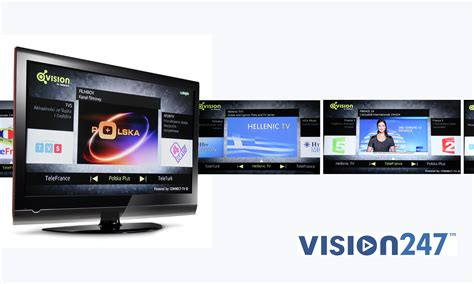 Tv Vision vision247 enables international language broadcasters to channels live the