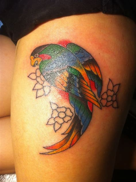 upper leg tattoos 70 stimulating thigh tattoos for tattoos era